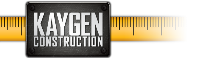 kaygen construction logo