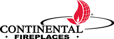 Continental Fireplaces Logo