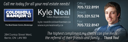 Kyle Neal Realty Banner Ad