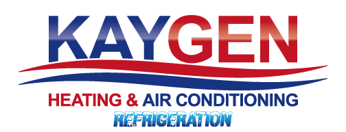 Kaygen Heating & Air Conditioning Refrigeration Logo